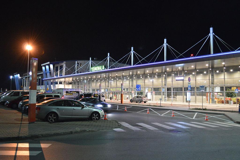 Международный аэропорт Катовице