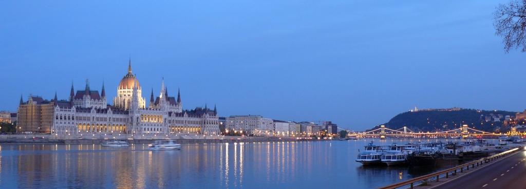 Дешевые билеты Wizz Air в Будапешт