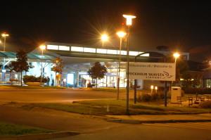 аэропорт Стокгольм-Скавста