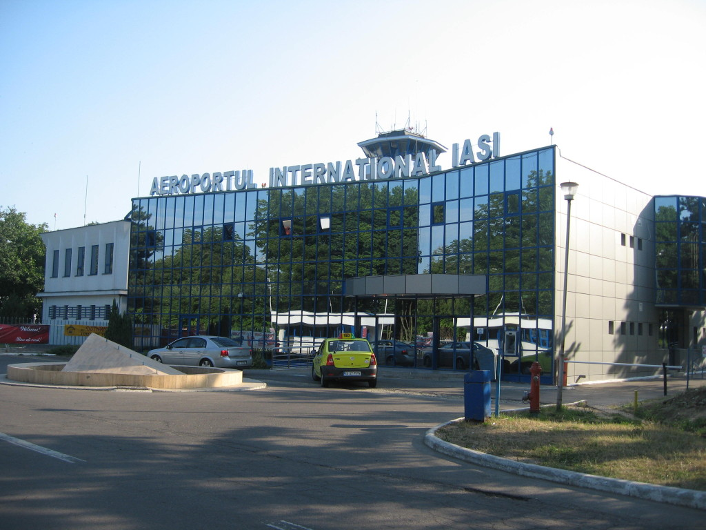 аэропорт Яссы