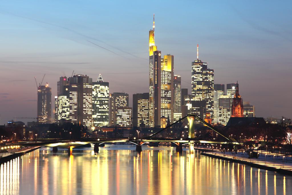Дешевые авиабилеты в Франкфурт