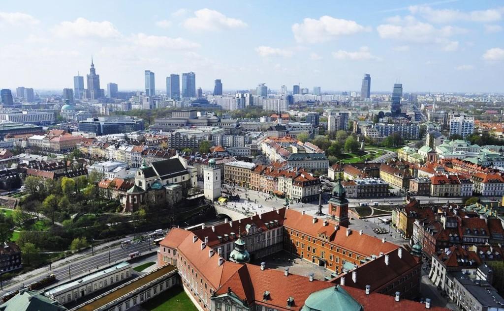 билеты wizz air в Варшаву